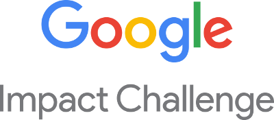 Logo Google Impact Challenge